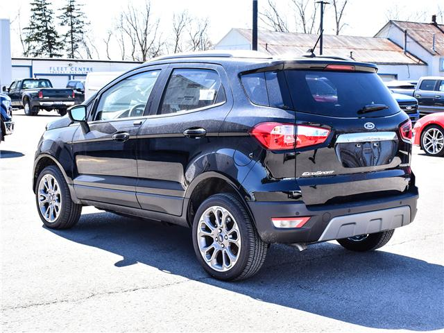 2019 Ford EcoSport Titanium (Stk: 19EC266) in St. Catharines - Image 4 of 24