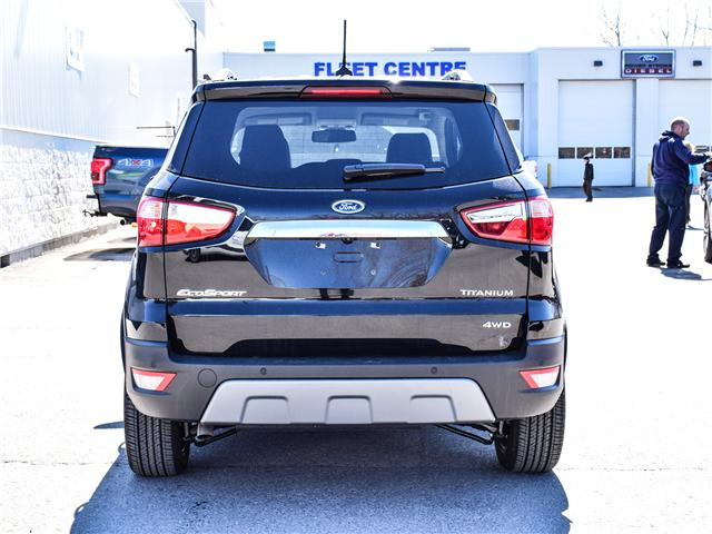 2019 Ford EcoSport Titanium (Stk: 19EC266) in St. Catharines - Image 6 of 24