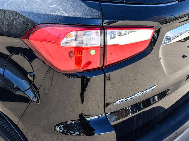 2019 Ford EcoSport Titanium (Stk: 19EC266) in St. Catharines - Image 10 of 24