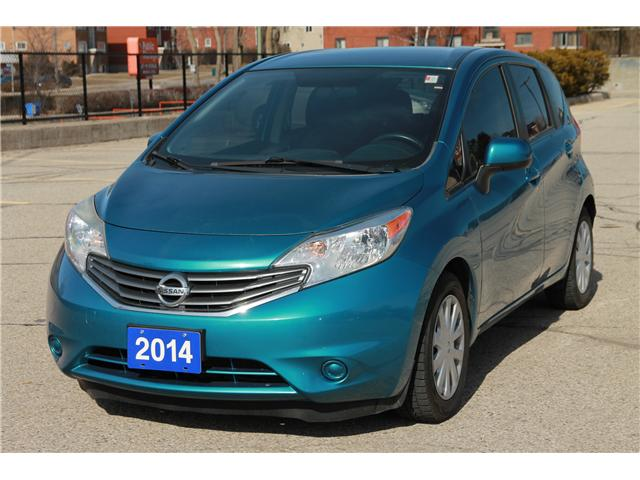 2014 Nissan Versa Note 1.6 SV (Stk: 1903099) in Waterloo - Image 1 of 23