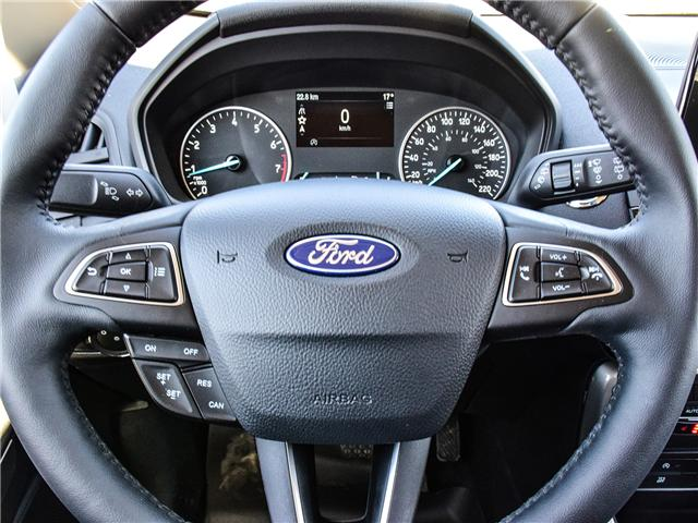 2019 Ford EcoSport Titanium (Stk: 19EC266) in St. Catharines - Image 21 of 24