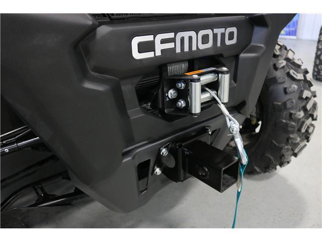 2019 CFMOTO UFORCE 1000 LX EFI V Twin 8 Valve Liquid Cooled