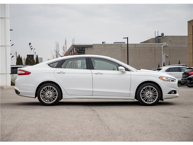 2016 Ford Fusion SE (Stk: 18FU1454T) in  - Image 2 of 25