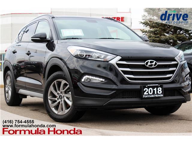 2018 Hyundai Tucson SE 2.0L (Stk: B10990R) in Scarborough - Image 1 of 26