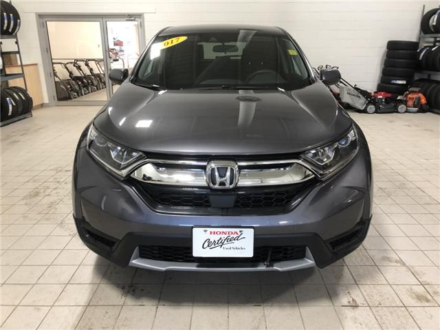 2017 Honda CR-V LX (Stk: H1626) in Steinbach - Image 2 of 11
