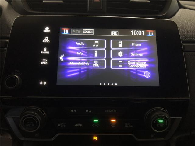 2017 Honda CR-V LX (Stk: H1626) in Steinbach - Image 9 of 11
