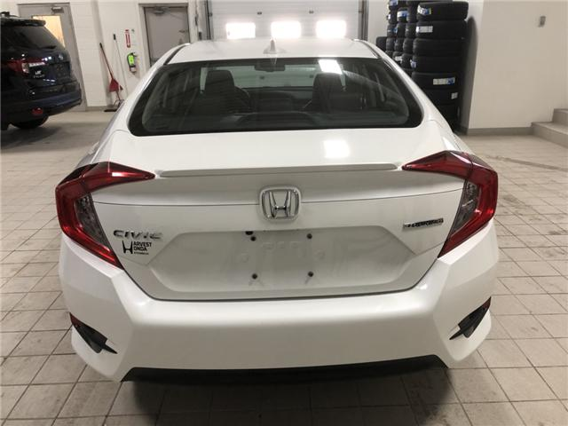 2017 Honda Civic Touring (Stk: H1621) in Steinbach - Image 4 of 11