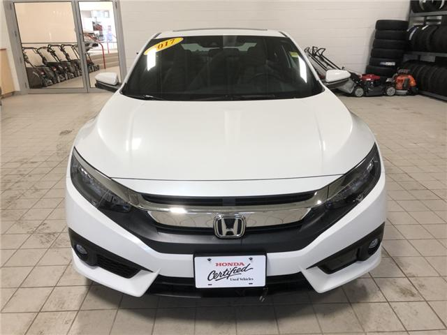 2017 Honda Civic Touring (Stk: H1627) in Steinbach - Image 2 of 11