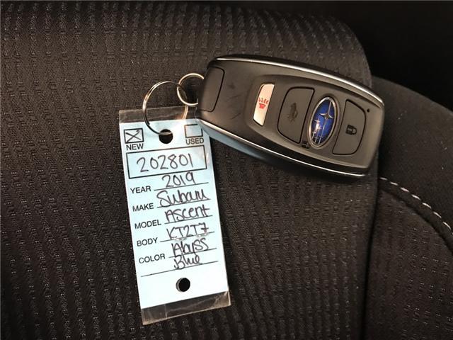 2019 Subaru Ascent Touring (Stk: 202801) in Lethbridge - Image 26 of 27