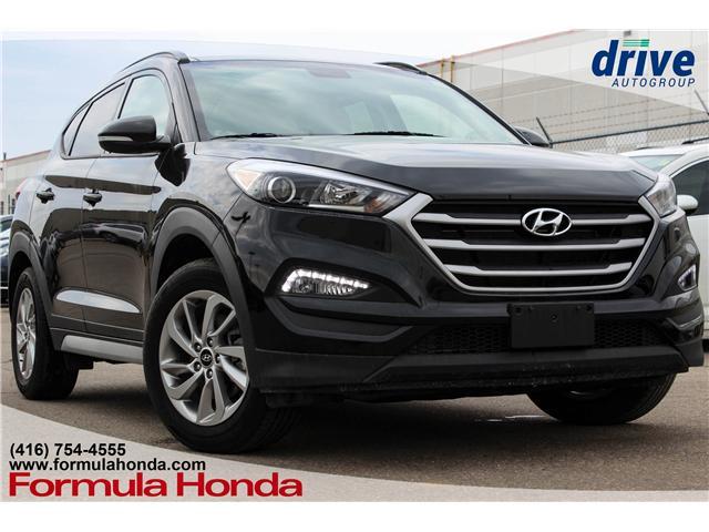 2018 Hyundai Tucson SE 2.0L (Stk: B11018R) in Scarborough - Image 1 of 31
