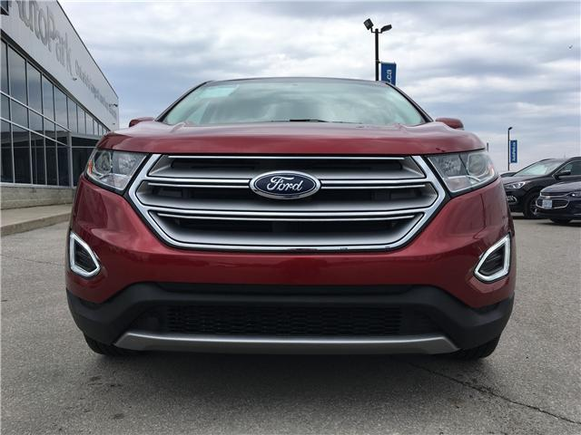 2018 Ford Edge SEL (Stk: 18-03003RMB) in Barrie - Image 2 of 28