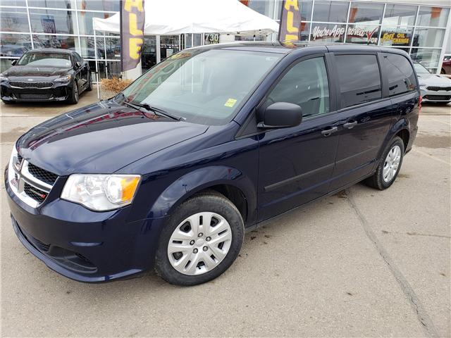 2014 Dodge Grand Caravan SE/SXT (Stk: 39167A) in Saskatoon - Image 1 of 9