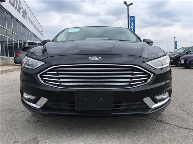 2018 Ford Fusion Titanium (Stk: 18-36451RMB) in Barrie - Image 2 of 28