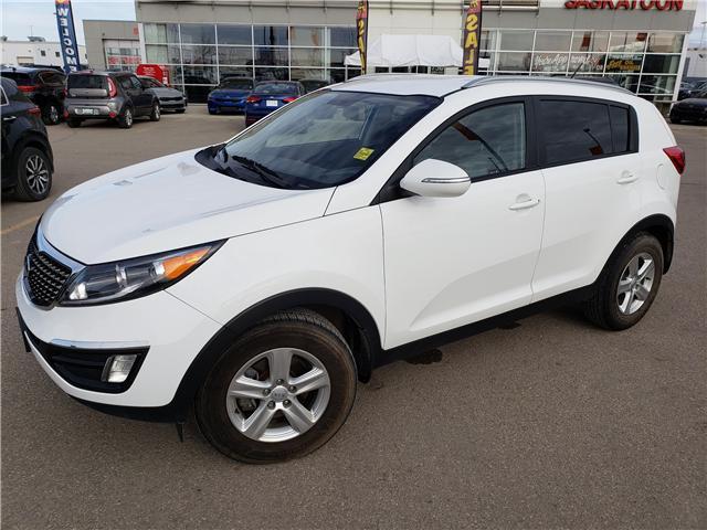 2014 Kia Sportage EX (Stk: P4528) in Saskatoon - Image 1 of 25