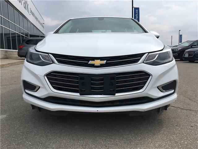 2017 Chevrolet Cruze Premier Auto (Stk: 17-04847RJB) in Barrie - Image 2 of 27