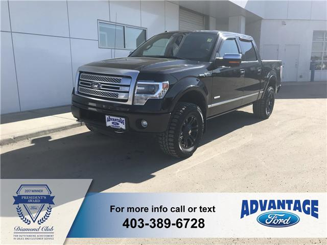 2013 Ford F-150 Platinum (Stk: 5395B) in Calgary - Image 1 of 18