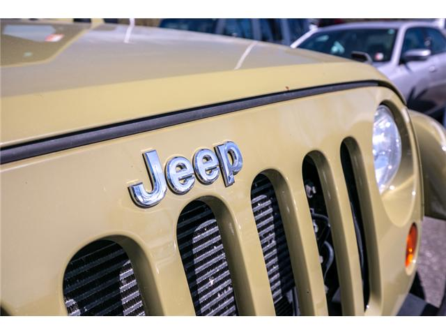 2013 Jeep Wrangler Unlimited Sahara (Stk: AG0928) in Abbotsford - Image 10 of 19