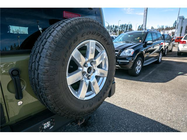 2013 Jeep Wrangler Unlimited Sahara (Stk: AG0928) in Abbotsford - Image 11 of 19