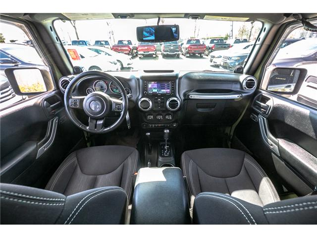 2013 Jeep Wrangler Unlimited Sahara (Stk: AG0928) in Abbotsford - Image 13 of 19