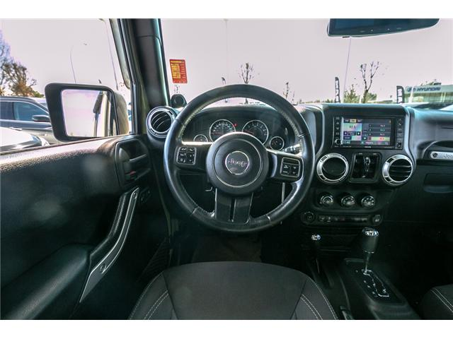 2013 Jeep Wrangler Unlimited Sahara (Stk: AG0928) in Abbotsford - Image 14 of 19