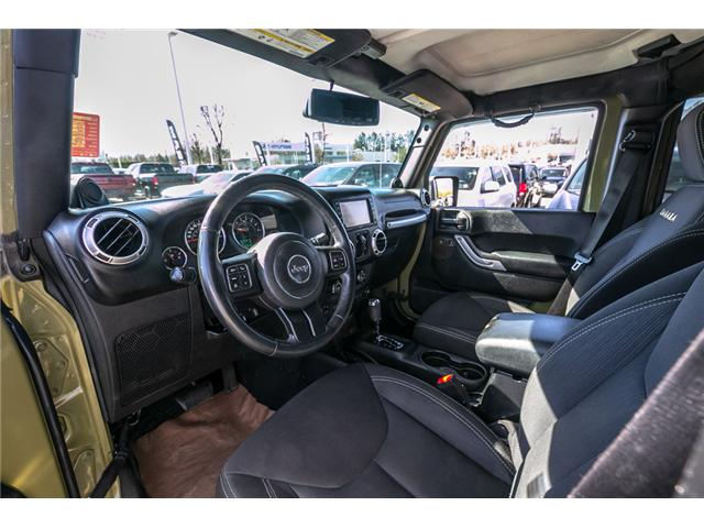 2013 Jeep Wrangler Unlimited Sahara (Stk: AG0928) in Abbotsford - Image 15 of 19