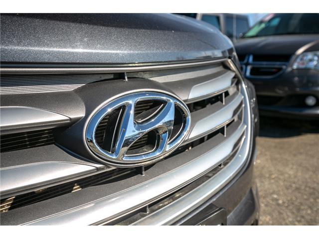 2018 Hyundai Santa Fe Sport 2.4 Premium (Stk: AG0929) in Abbotsford - Image 10 of 22