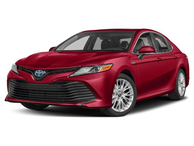 2019 Toyota Camry Hybrid SE (Stk: 19250) in Peterborough - Image 1 of 9
