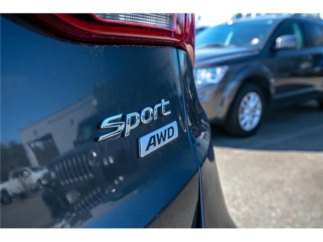 2018 Hyundai Santa Fe Sport 2.4 Premium (Stk: AG0929) in Abbotsford - Image 11 of 22