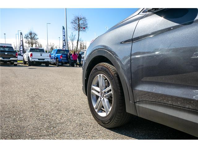 2018 Hyundai Santa Fe Sport 2.4 Premium (Stk: AG0929) in Abbotsford - Image 13 of 22