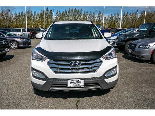 2014 Hyundai Santa Fe Sport 2.4 Premium (Stk: J305794D) in Abbotsford - Image 2 of 21