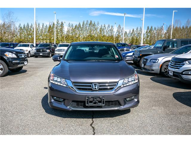 2014 Honda Accord Touring (Stk: K674321A) in Abbotsford - Image 2 of 22