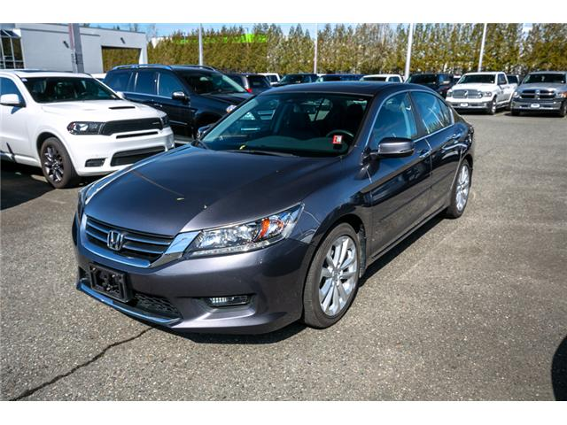 2014 Honda Accord Touring (Stk: K674321A) in Abbotsford - Image 3 of 22