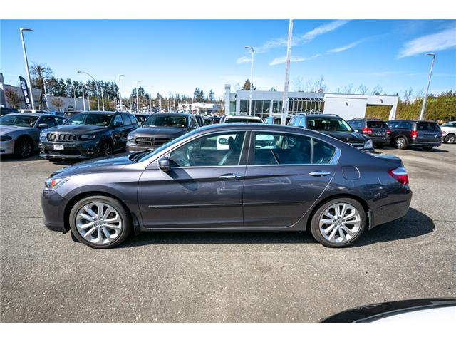 2014 Honda Accord Touring (Stk: K674321A) in Abbotsford - Image 4 of 22