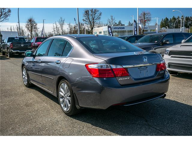2014 Honda Accord Touring (Stk: K674321A) in Abbotsford - Image 5 of 22