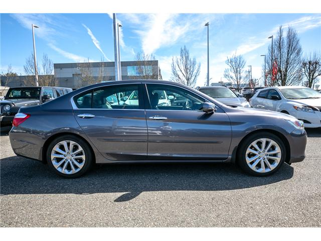2014 Honda Accord Touring (Stk: K674321A) in Abbotsford - Image 8 of 22