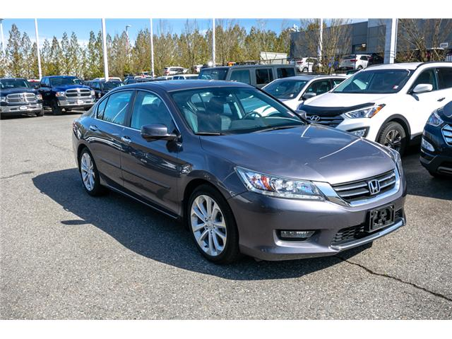 2014 Honda Accord Touring (Stk: K674321A) in Abbotsford - Image 9 of 22