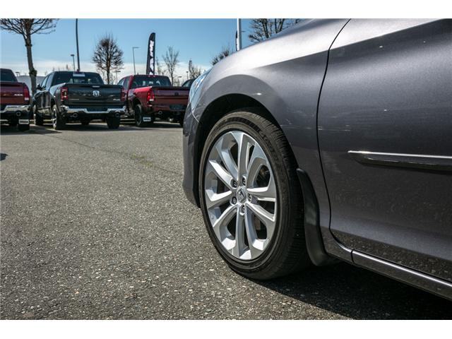 2014 Honda Accord Touring (Stk: K674321A) in Abbotsford - Image 14 of 22