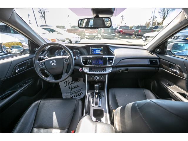 2014 Honda Accord Touring (Stk: K674321A) in Abbotsford - Image 16 of 22