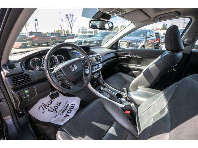 2014 Honda Accord Touring (Stk: K674321A) in Abbotsford - Image 18 of 22