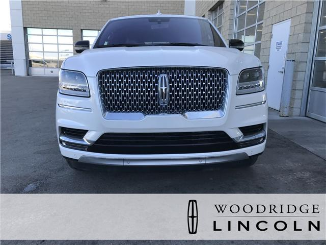2018 Lincoln Navigator L Reserve (Stk: T29564) in Calgary - Image 4 of 27