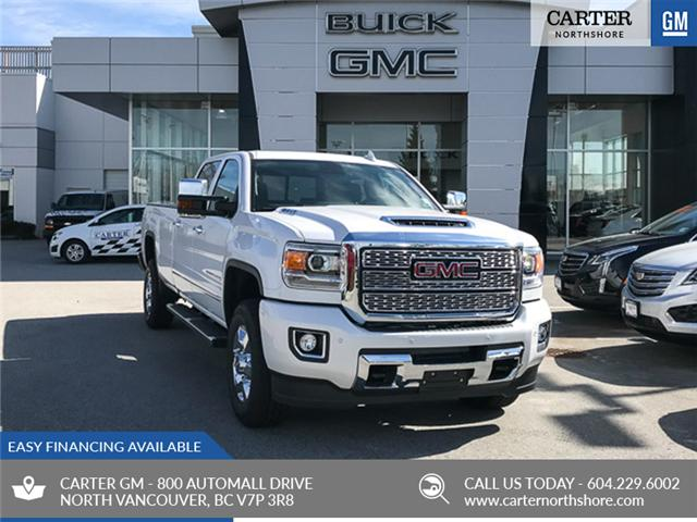 2019 GMC Sierra 3500HD Denali (Stk: 9R4481T) in North Vancouver - Image 1 of 13