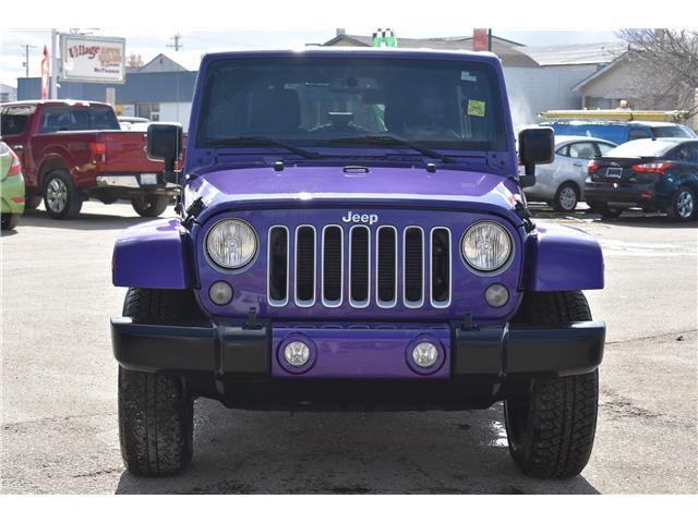 2017 Jeep Wrangler Unlimited Sahara (Stk: p36276c) in Saskatoon - Image 3 of 24