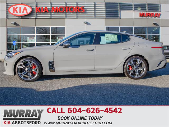 2019 Kia Stinger GT Limited (Stk: ST94921) in Abbotsford - Image 3 of 24