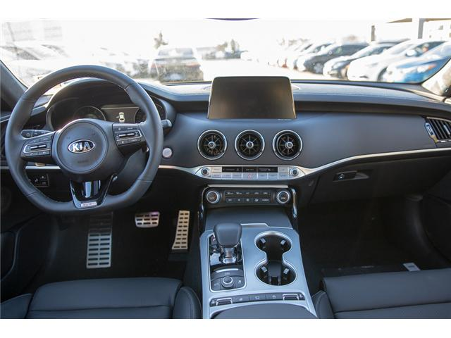 2019 Kia Stinger GT Limited (Stk: ST94921) in Abbotsford - Image 11 of 24