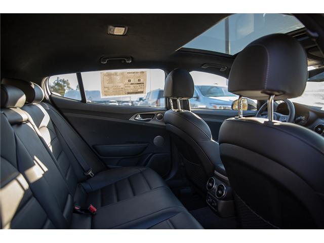 2019 Kia Stinger GT Limited (Stk: ST94921) in Abbotsford - Image 13 of 24