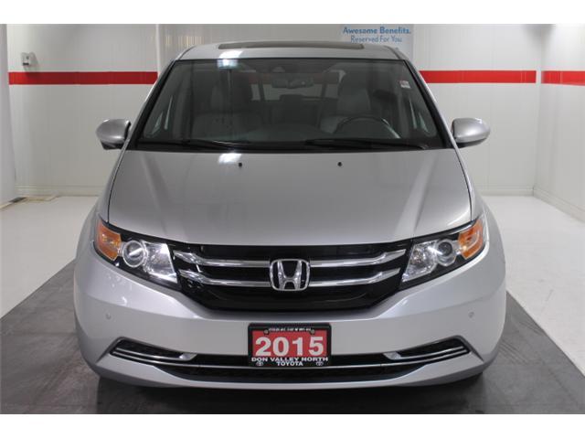 2015 Honda Odyssey EX-L (Stk: 297622S) in Markham - Image 3 of 27