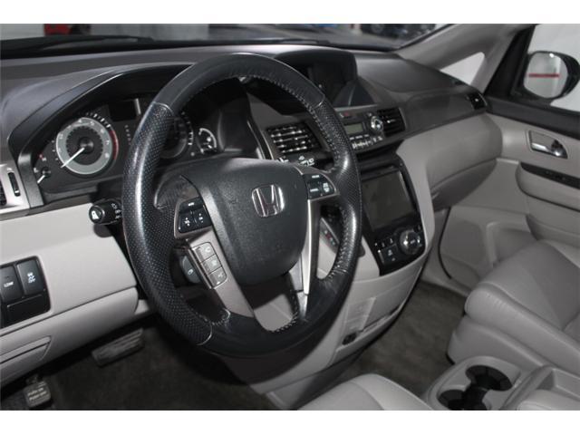 2015 Honda Odyssey EX-L (Stk: 297622S) in Markham - Image 10 of 27