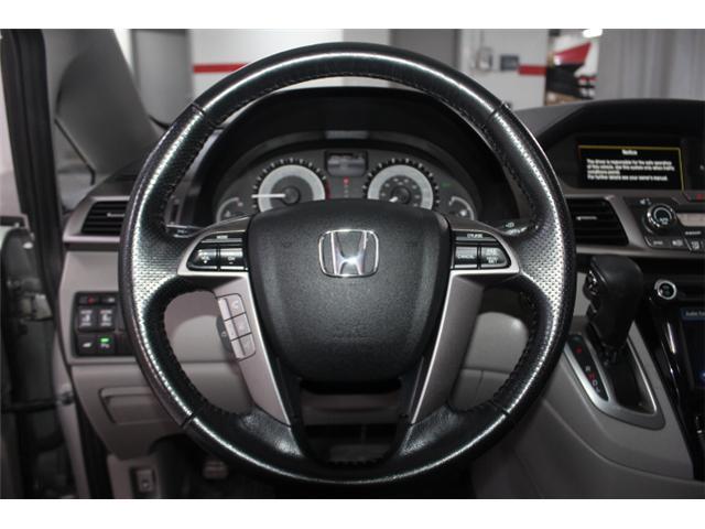 2015 Honda Odyssey EX-L (Stk: 297622S) in Markham - Image 11 of 27