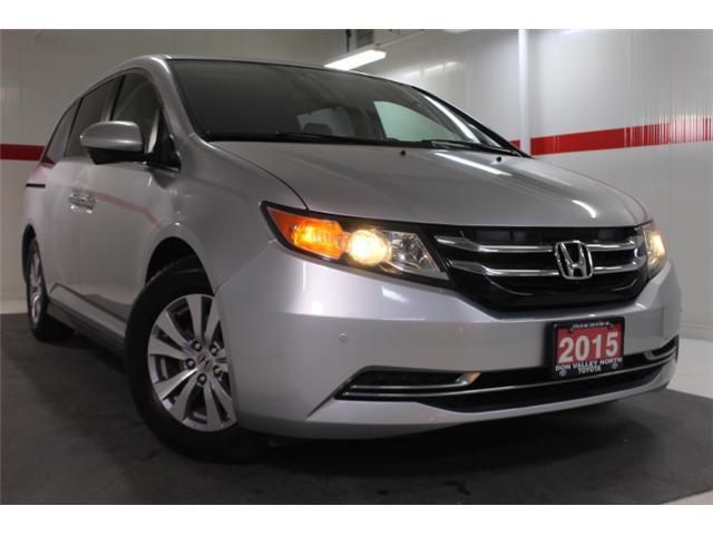 2015 Honda Odyssey EX-L (Stk: 297622S) in Markham - Image 1 of 27