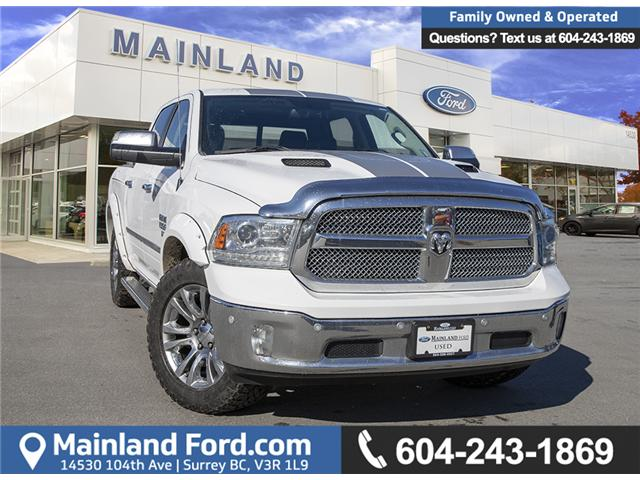 2015 RAM 1500 Longhorn (Stk: 8F19819A) in Vancouver - Image 1 of 30